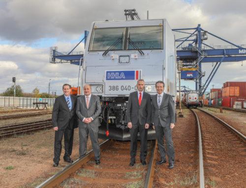 Bombardier ha entregado en República Checa su 40ª locomotora a Metrans