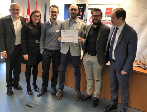 SigmaRail se alza como triunfadora regional en Madrid de la Competición Europea de Navegación por Satélite ESNC