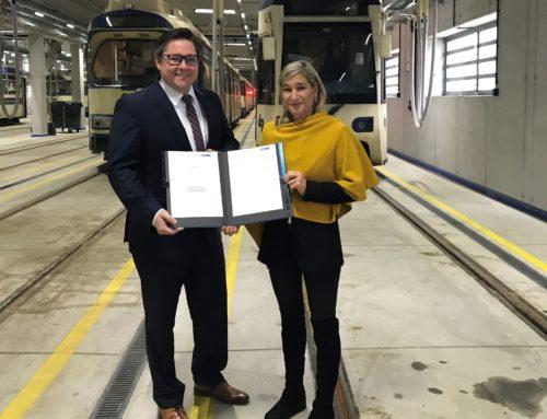 BOMBARDIER suministrará a Austria 18 tranvías de la futura generación Flexity