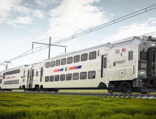 BOMBARDIER entregará 113 vagones de cercanías a Nueva Jersey