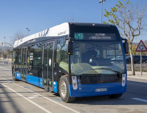 ALSTOM se inspira en el sistema tranviario para su nueva experiencia de movilidad con autobuses eléctricos