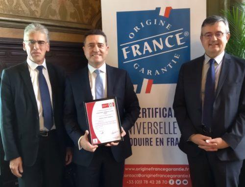 BOMBARDIER , primera empresa del sector ferroviario que logra el certificado 'Origen Francés Garantizado' por sus trenes de cercanías
