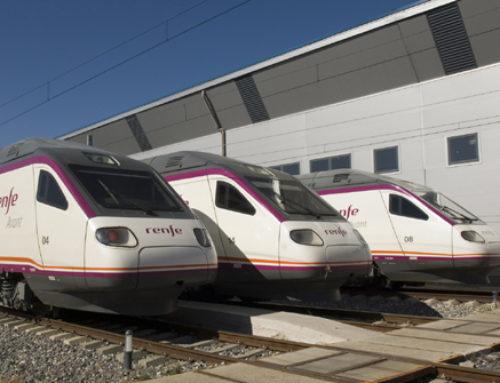 Renfe adjudica a ALSTOM el mantemiento de 106 trenes de cercanías y de 15 lanzaderas de alta velocidad S-104