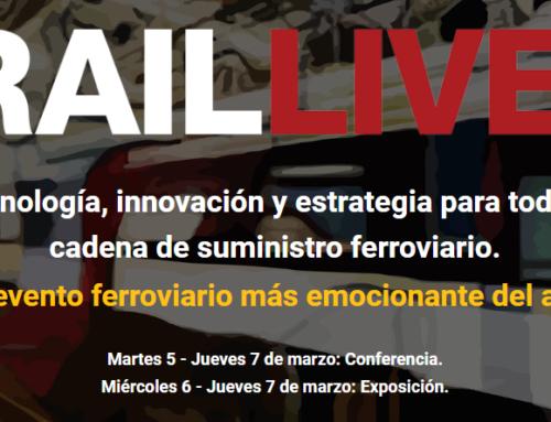RAILWAY INNOVATION HUB presenta las capacidades tecnológica de sus asociados en Rail Live Bilbao 2019