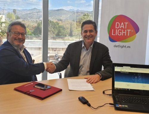 DATLIGHT instala en Málaga la primera sala de España con tecnología LIFI