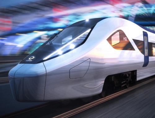 ALSTOM desvela su propuesta de trenes de alta velocidad para Reino Unido