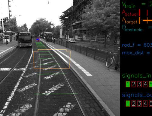 BOMBARDIER muestra su nuevo sistema de seguridad para plataformas tranviarias