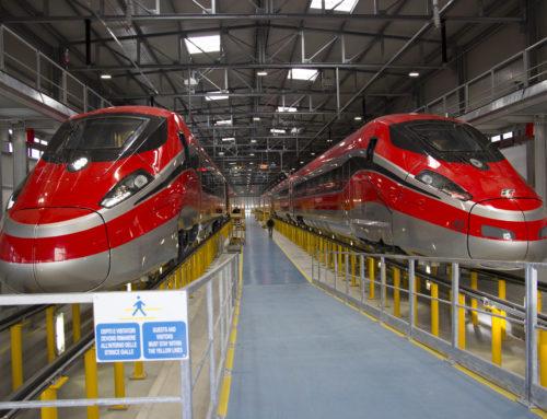 Italia recibirá 14 trenes de muy alta velocidad de BOMBARDIER con tecnología española