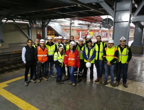 BOMBARDIER España renueva el sistema de señalización del Metro de Lima