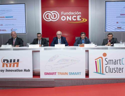 Más de 70 empresas participan en las jornadas del proyecto 'Smart Train Smart' por una mayor accesibilidad inclusiva