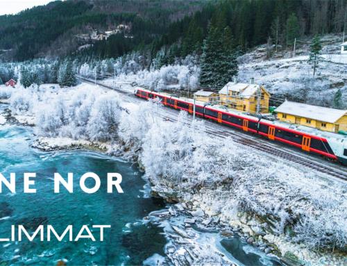 Limmat ayudará al gestor de infraestructuras noruego Bane Nor en su Plan Nacional de Implementación de ERTMS