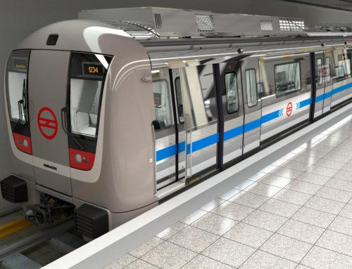 El Metro de Delhi inaugura los sistemas de control automatizados de Bombardier