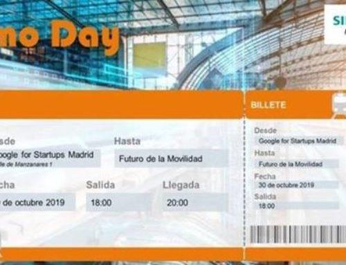 El miércoles 30, el Demo Day de Siemens Mobility en la sede de Google for Startups