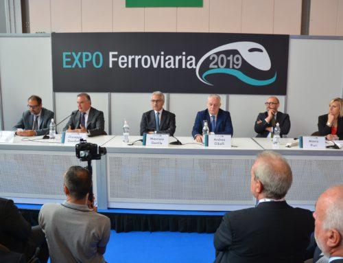Récord de visitantes en Expo Ferroviaria, punto de encuentro y referencia para la industria ferroviaria