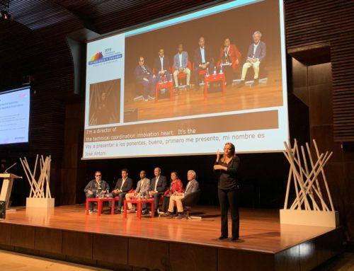 RIH modera una mesa sobre la movilidad de pasajeros en el Congreso de Tecnología y Turismo para la Diversidad