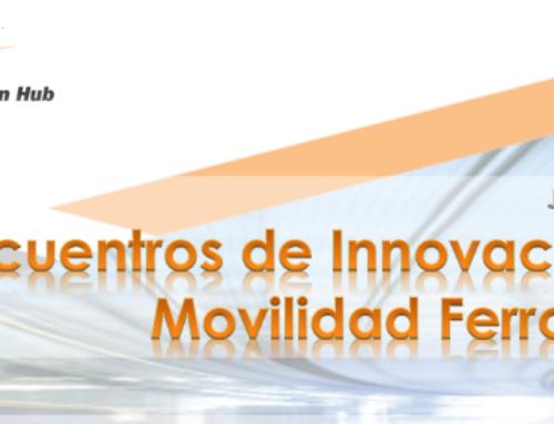 El 3 de diciembre, el Encuentro de Innovación en Movilidad Ferroviaria de RIH