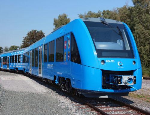 Alstom probará su tren de hidrógeno en los Países Bajos