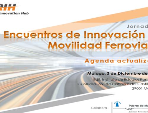 Hoy martes, Encuentro de Innovación en Movilidad Ferroviaria de RIH en Málaga