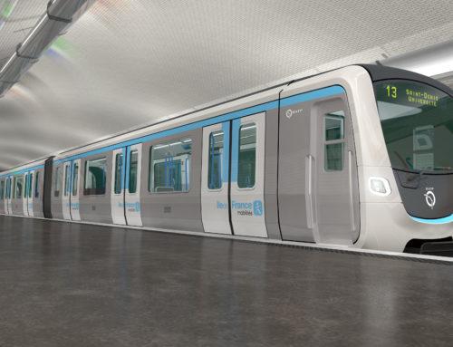 Bombardier y Alstom renovarán los metros de Île-de-France
