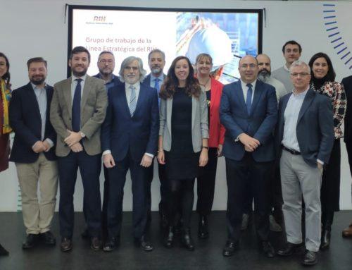 Lanzamiento del Grupo de Trabajo BIM de Railway Innovation Hub