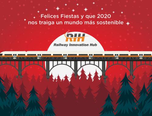 Felices Fiestas y que 2020 nos traiga un mundo más sostenible