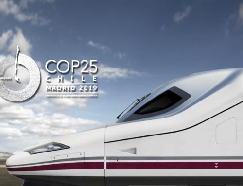 «La solución realista e inmediata para reducir la huella de carbono en el transporte es el ferrocarril»