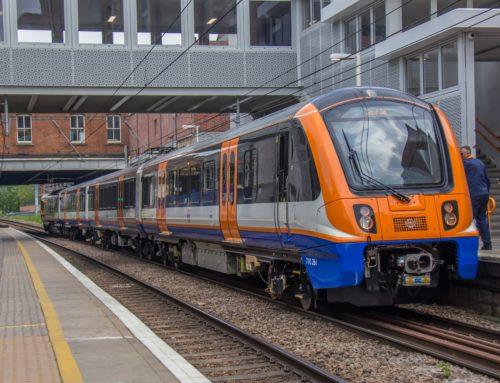Bombardier prolonga contrato de mantenimiento ferroviario en Reino Unido