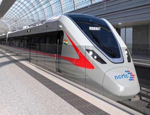 Bombardier presenta el diseño de los trenes para el primer corredor de velocidad alta de la India.