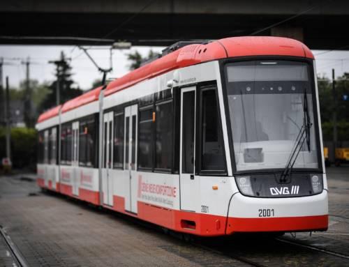 Bombardier entrega el primer tranvía a la ciudad alemana de Duisburgo