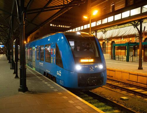 Éxito de las pruebas del tren de hidrógeno de Alstom en los Países Bajos