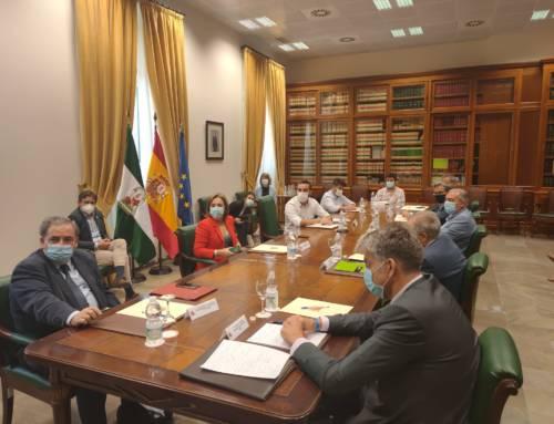 Railway Innovation Hub, invitado como referente en alta tecnología e innovación ferroviaria, en reunión con Alto Comisionado para España Nación Emprendedora.