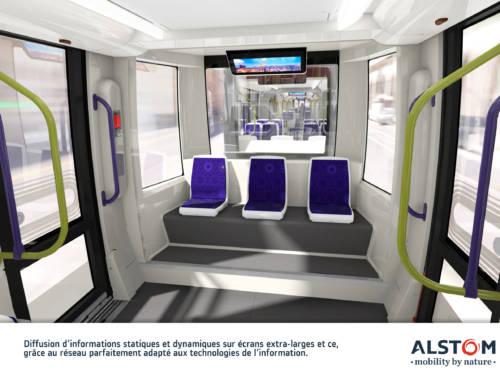 Alstom España fabricará los tranvías de Casablanca, en Marruecos