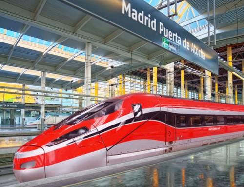 Hitachi Rail y Bombardier Transportation celebran sus 10 años entregando el tren más rápido de Europa