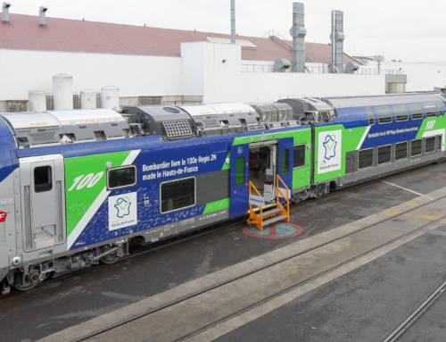 Bombardier suministrará 33 trenes regionales a Francia con propulsión española