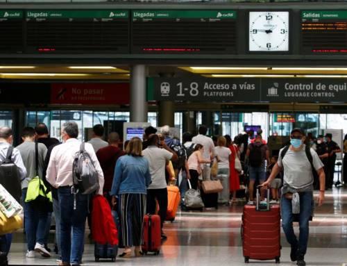 La Estación de Málaga María Zambrano acoge el primer proyecto piloto del Plan de Transformación Digital de Estaciones de Viajeros, impulsado por ADIF