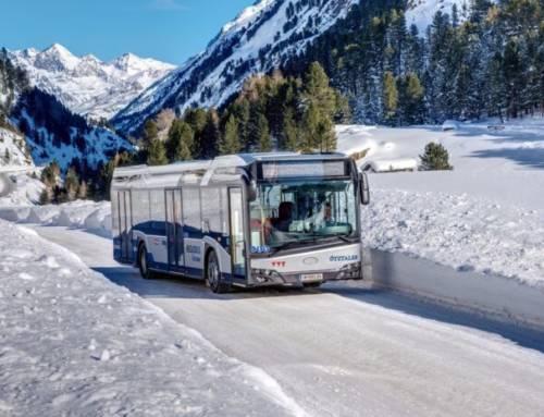 CAF suministrará 40 autobuses de hidrógeno a Austria y Paises Bajos