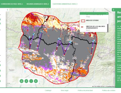 Deimos colabora en el desarrollo de Portal Cartográfico del nuevo eje Ferroviario Transpirenaico