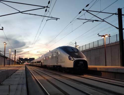 Talgo inicia las pruebas del tren de alta velocidad más ligero del mercado