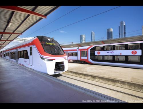 Alstom España fabricará los 152 trenes de Gran Capacidad para Renfe en su planta de Santa Perpétua
