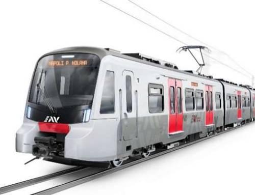 Stadler producirá los nuevos trenes para las líneas vesubianas