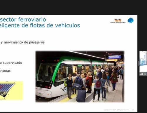 La aplicación de la Inteligencia Artificial en los sistemas ferroviarios – webinar RIH Meeting Poing