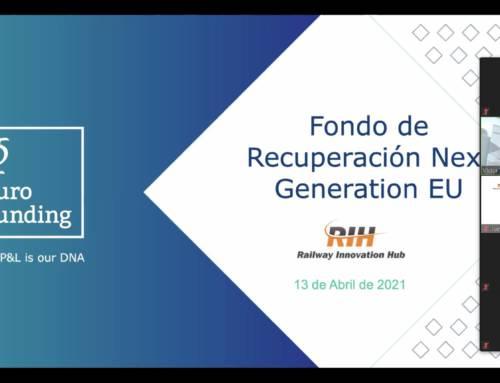 Presentación del Programa de Dinamización y Posicionamiento de Proyectos Europeos y Next Generation
