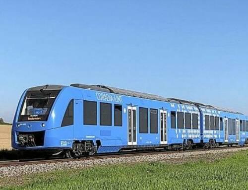 CAF pugnará con Alstom y Talgo por el futuro tren de hidrógeno para Renfe