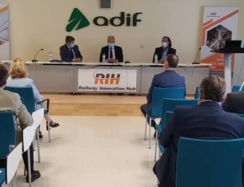 Éxito de participación en la Asamblea General de Socios 2021 de RIH, inaugurada por el Consejero de Transformación Económica de la Junta de Andalucía.