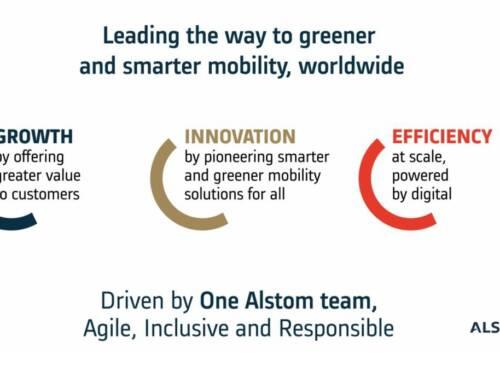 Alstom presenta su estrategia: Alstom in Motion 2025