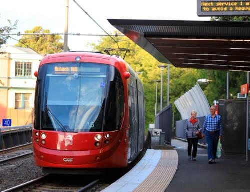 CAF amplía sus contratos de suministro de tranvías en Bélgica y Australia