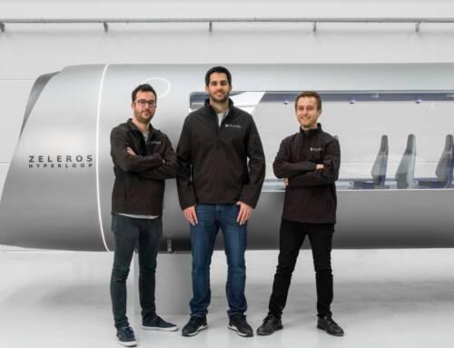 Zelerosestrena su vehículo hyperloop en el Pabellón de España de la Expo 2020 Dubái